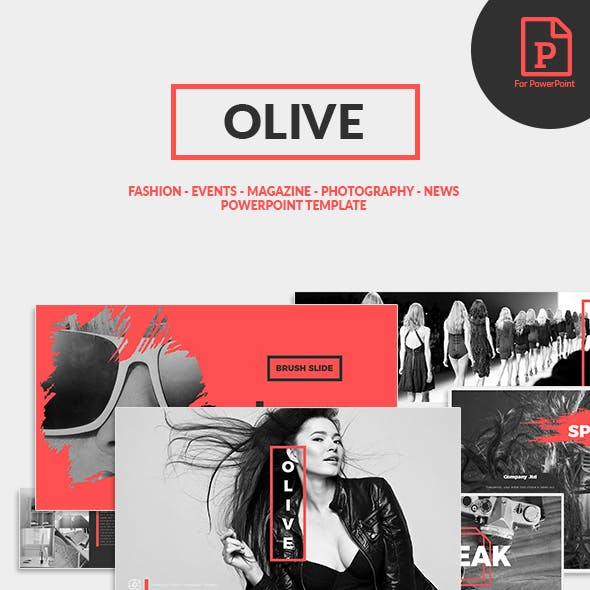 News Powerpoint Templates From Graphicriver
