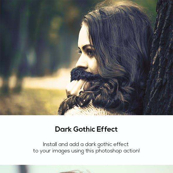 Dark Gothic Effect