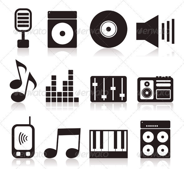 Musical Icons 7 - Media Technology