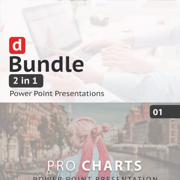 D Bundle 2 in 1 Power Point Presentation