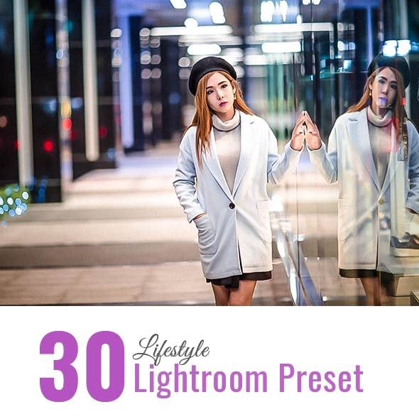 30 Lifestyle Lightroom Preset