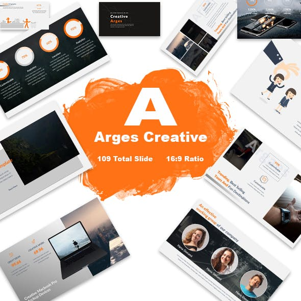 Arges Multipurpose PowerPoint Template