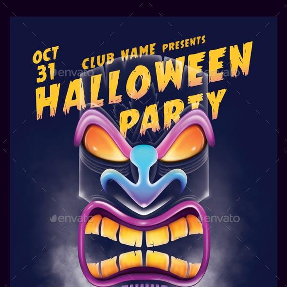 Halloween Flyer / Poster