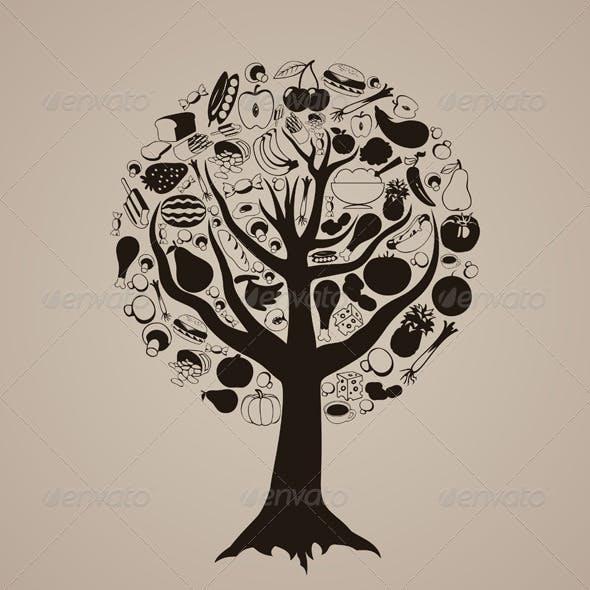 Tree meal