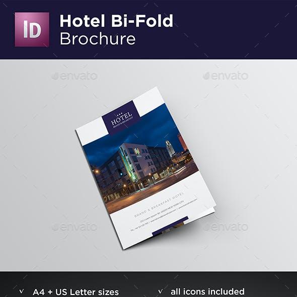Hotel Bi-Fold Brochure