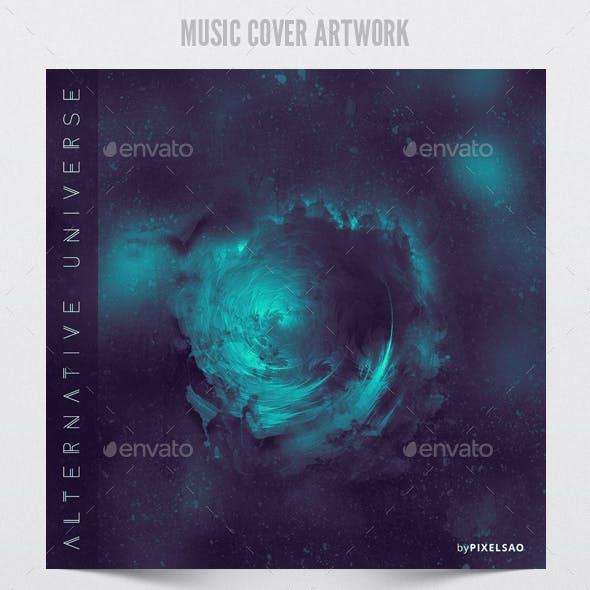 Alternative Universe - Music Cover Artwork Template