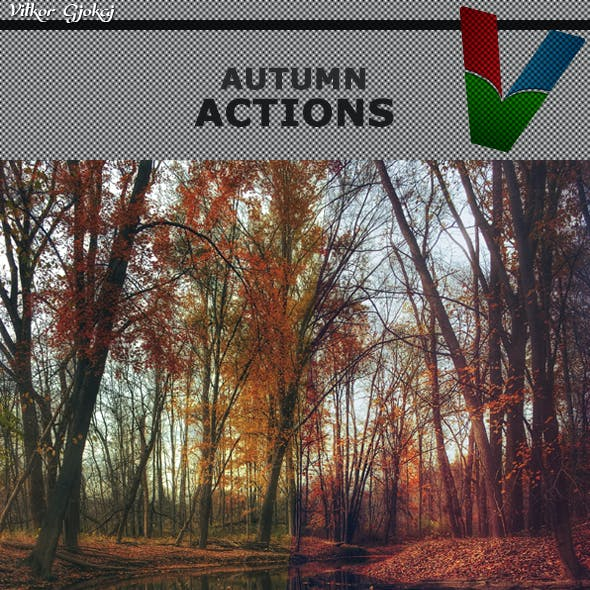 Autumn Actions 1