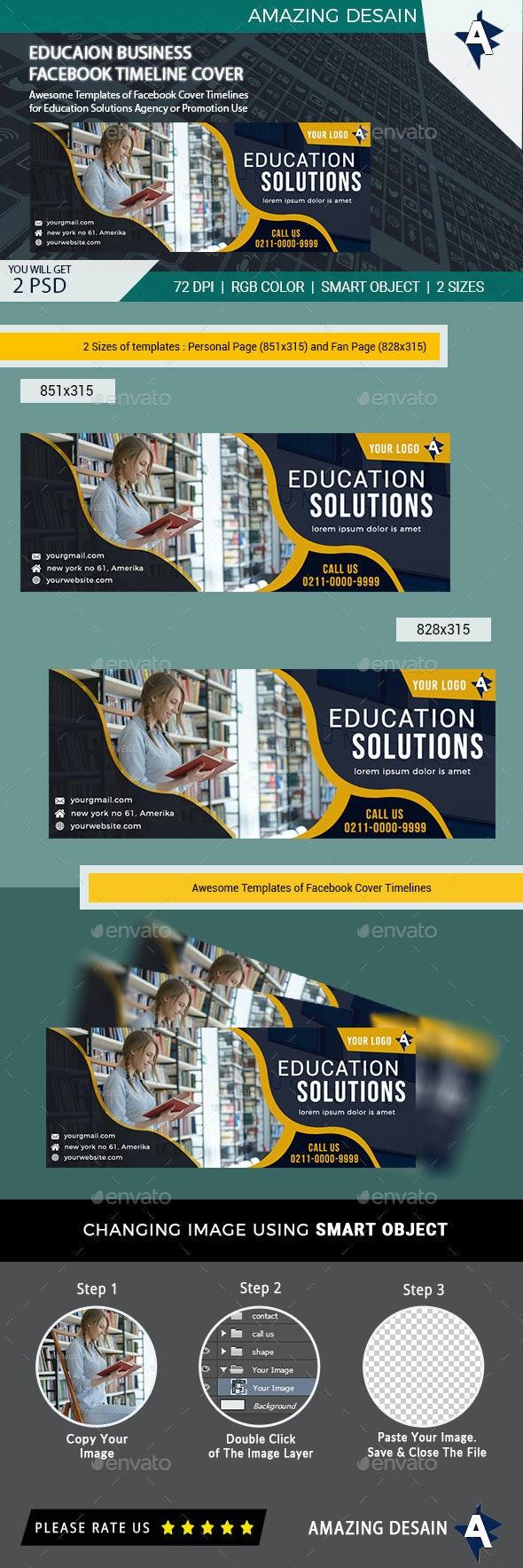 Education Facebook Cover Timeline - Facebook Timeline Covers Social Media