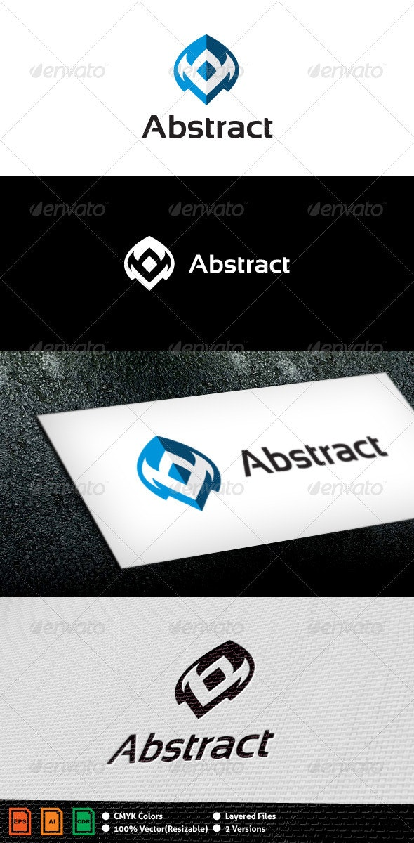 Abstract Logo Template - Abstract Logo Templates