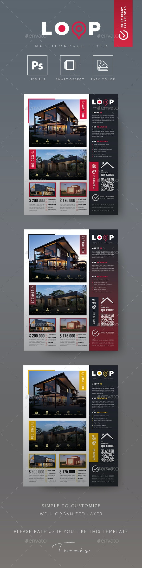 Realty - Real Estate Flyer - Commerce Flyers