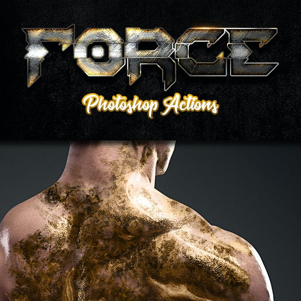 Forge Photoshop Actions