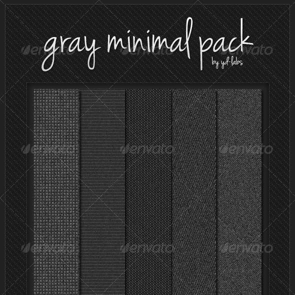 Gray Minimal Pack