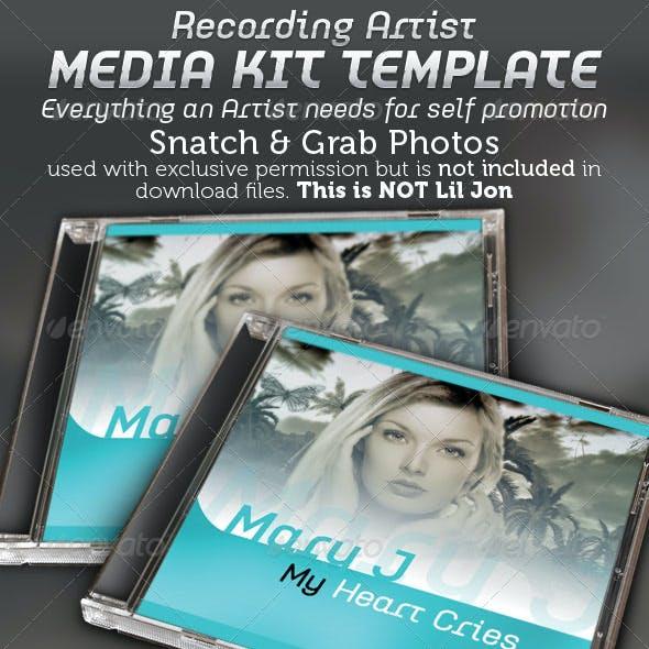 Recording Artist Media Kit