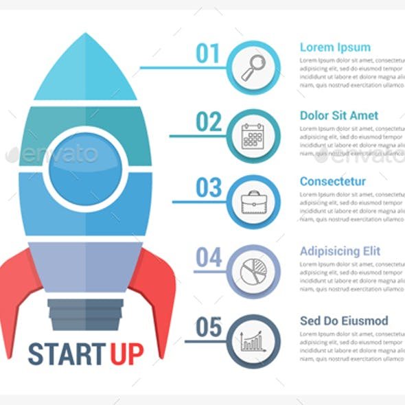 Startup Infographics