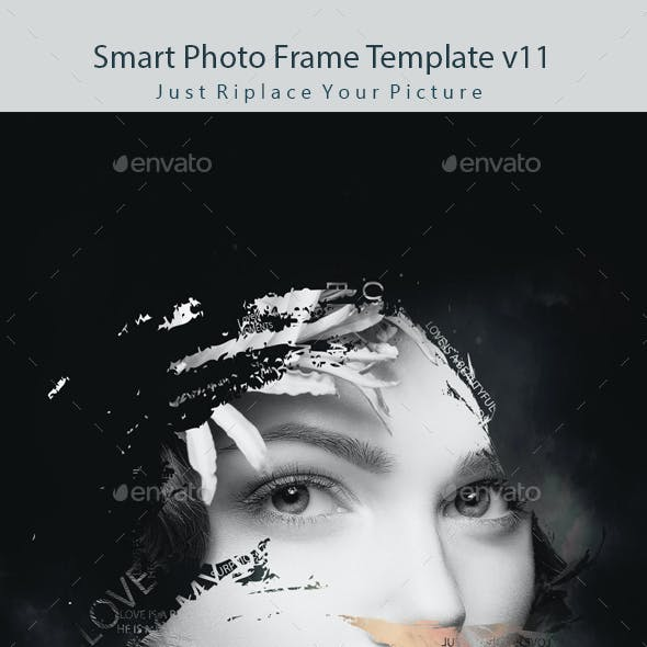 Smart Photo Frame Template v11