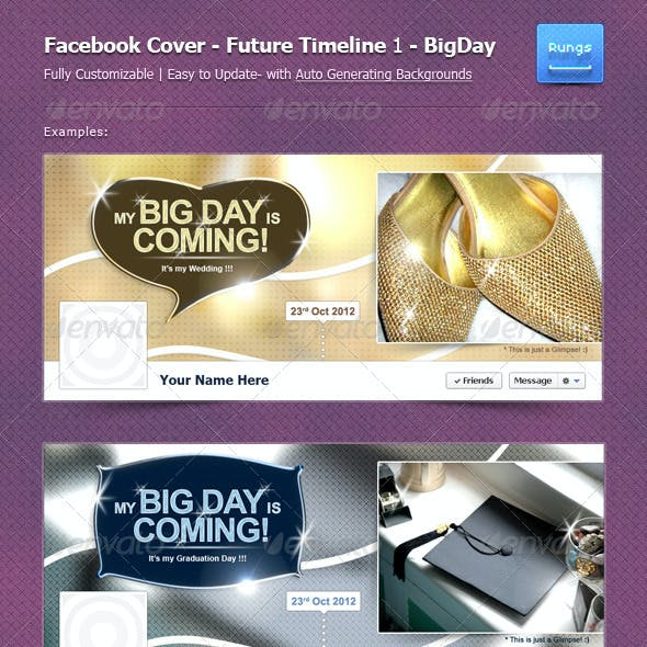 Facebook Cover - Future Timeline 1 - BigDay
