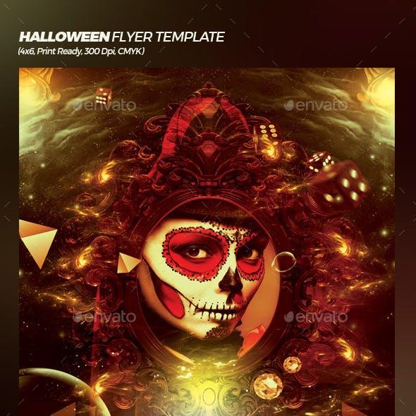 Halloween Bash Flyer / Poster Template