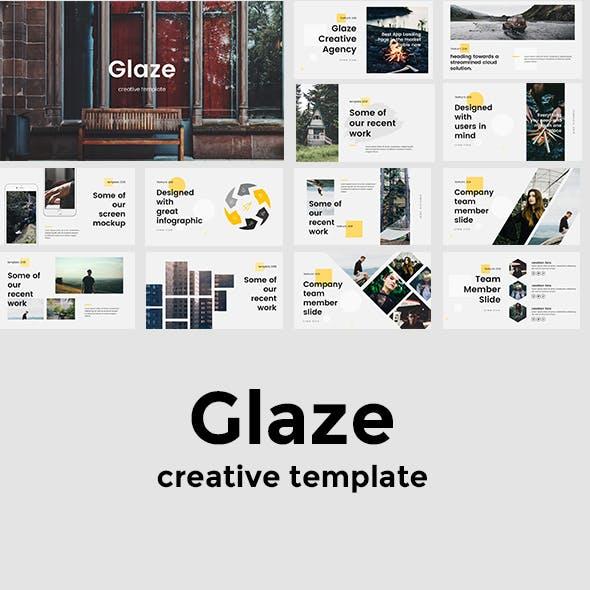 Glaze Creative Keynote Template