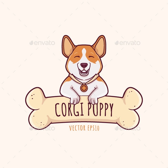 Corgie Puppy - Animals Characters