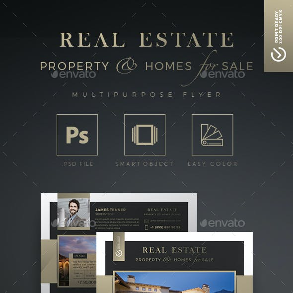 Realty - Creative Real Estate Flyer