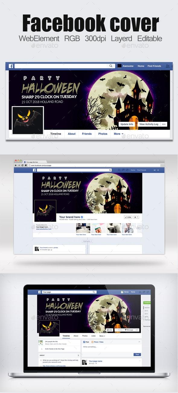 Halloween Facebook Timelines - Facebook Timeline Covers Social Media