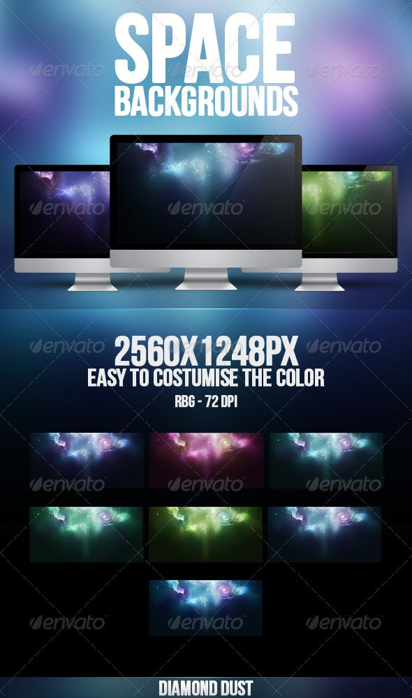 Space Backgrounds - Backgrounds Graphics