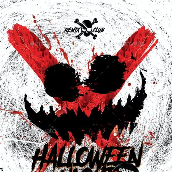 Halloween Poster / Flyer