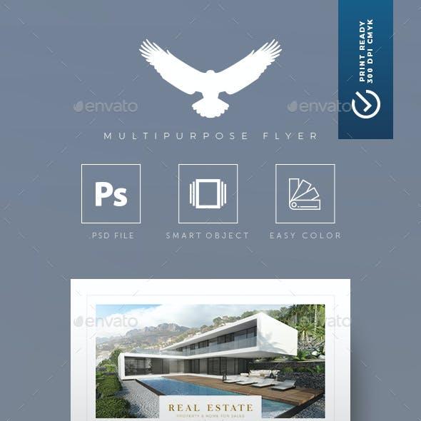 Eagle - Real Estate Flyer