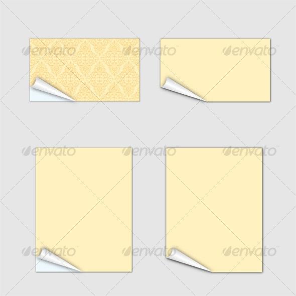 Curl Pages - Miscellaneous Vectors