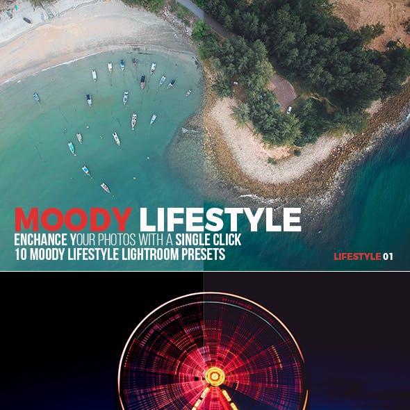 10 Moody Lifestyle Lightroom Presets