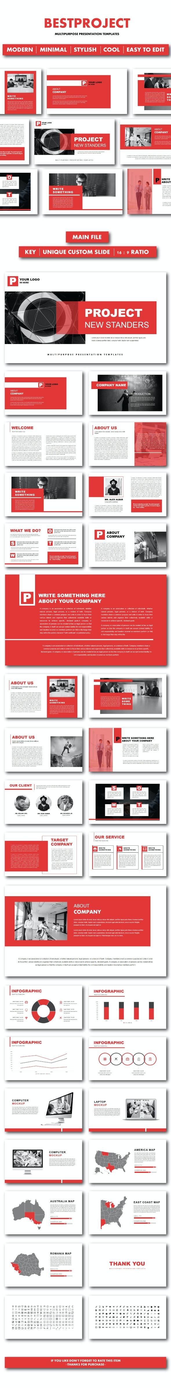 Bestproject Keynote Templates - Keynote Templates Presentation Templates