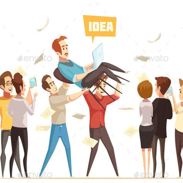 Crowdfunding Design Concept