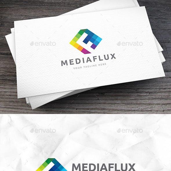 Mediaflux Logo Template