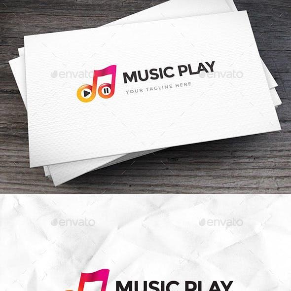 Musicology Logo Template