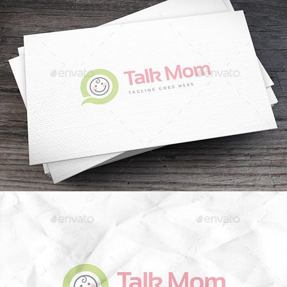 Motherhood Logo Template