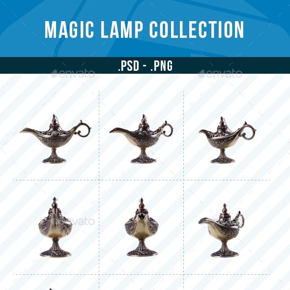 Magic Lamps Collection