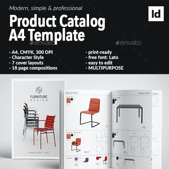 Catalog Layout Graphics, Designs & Templates from GraphicRiver