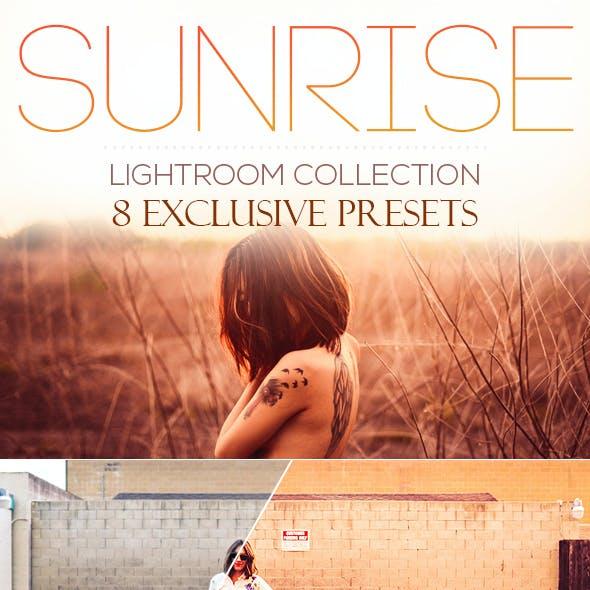 Sunrise Lightroom Collection