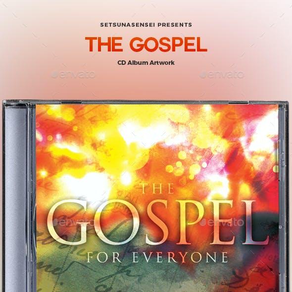 The Gospel CD Album Artwork