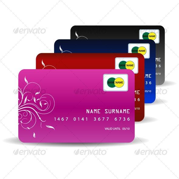 Card - Miscellaneous Vectors
