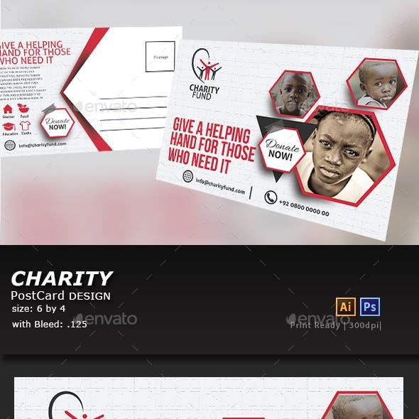 Charity Postcard