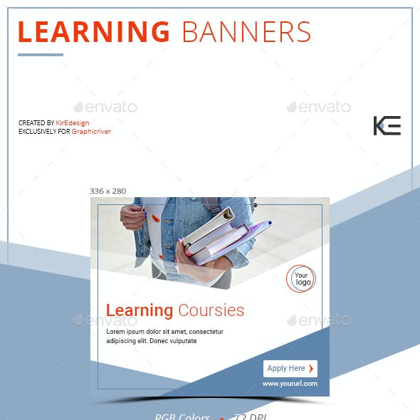 Learning Banners
