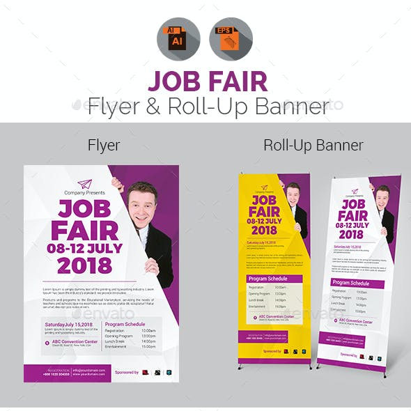 Job Career Graphics Designs Templates From Graphicriver