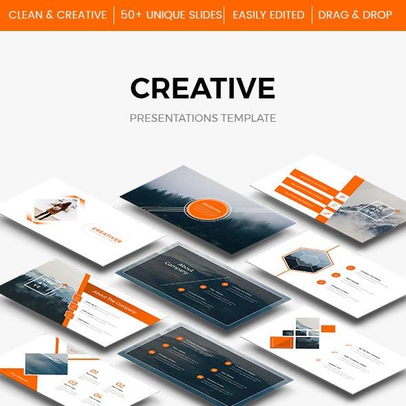 Bundle 3 in 1 Creative Powerpoint Template