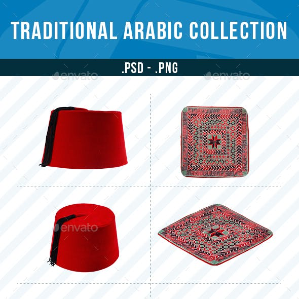 Arabic Traditional Collection