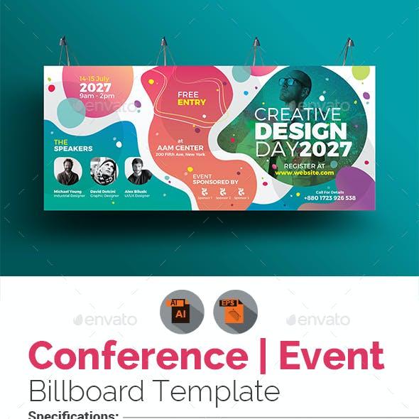 Conference / Event Billboard