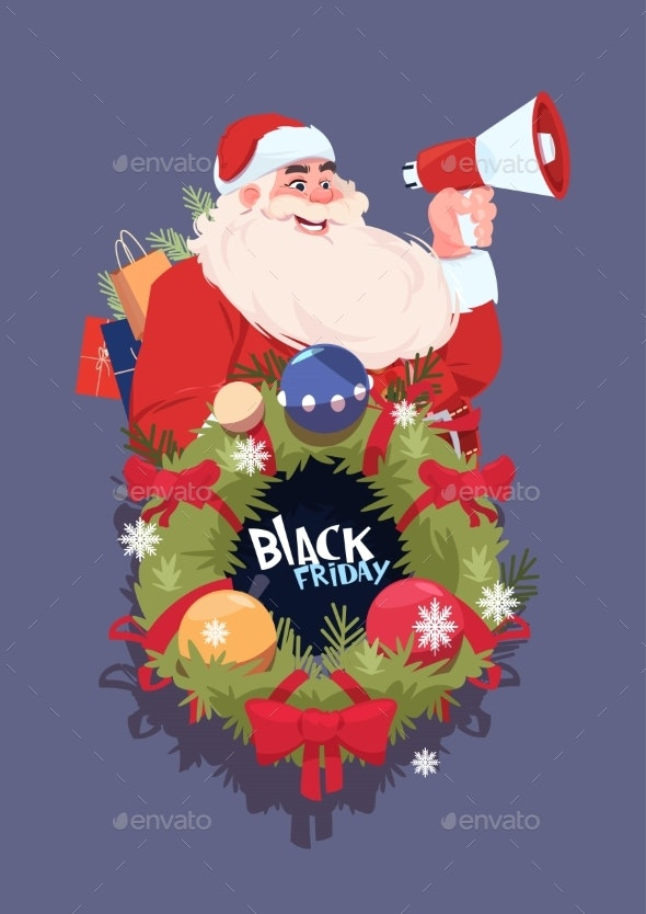 Black Friday Christmas And Happy New Year - Seasons/Holidays Conceptual