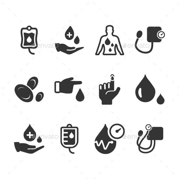 Hematology Icons