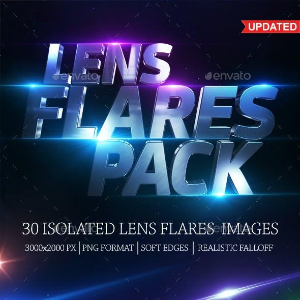 Lens Flares Pack
