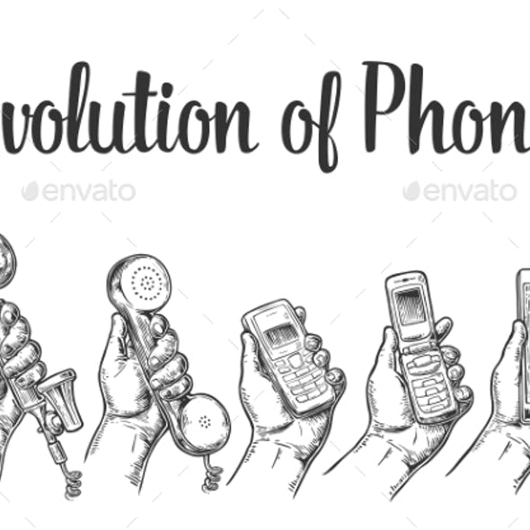 Evolution of Communication Devices